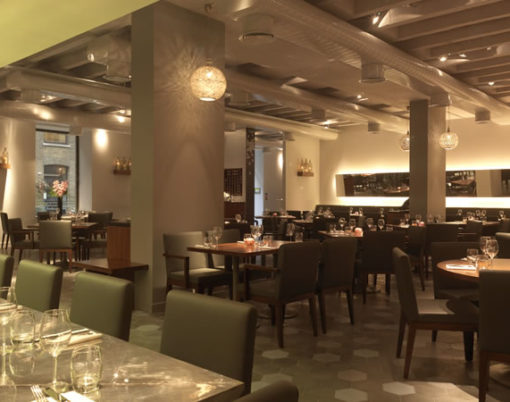 Cinnamon Kitchen, Liverpool Street in London