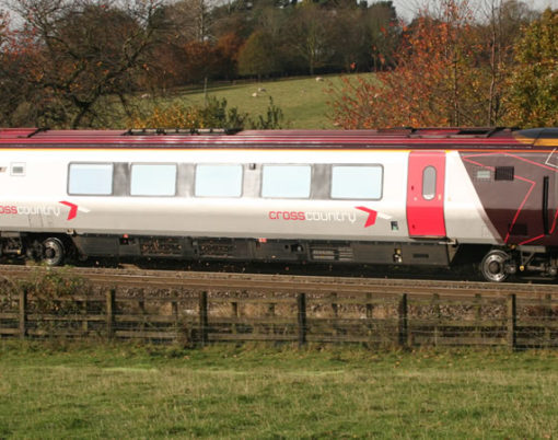 Crosscountry trains