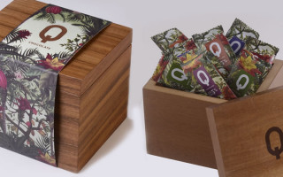 Q chocolate gift packs now available exclusively at Harrods