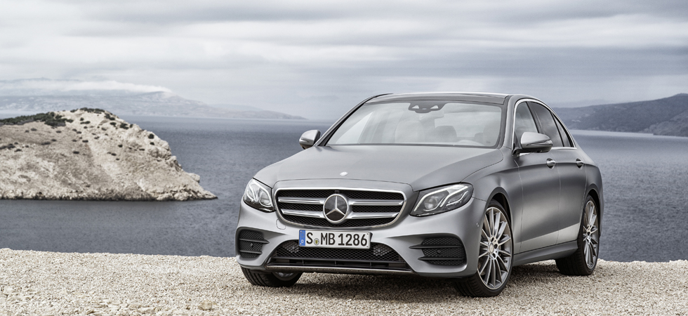 Mercedes introduce two new E-class models to the 2016 car market.