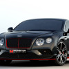 Monster and Bentley Mulliner division create a unique luxurious experience.