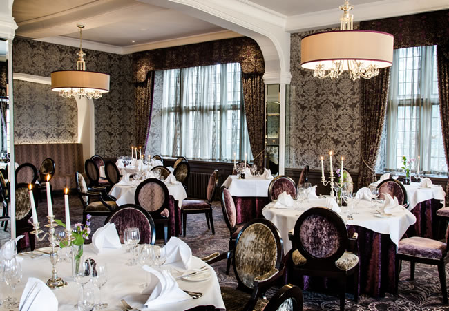 Great Western Restaurant at Bovey Castle