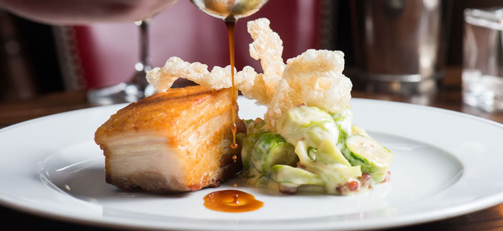 Restaurant Review Holborn Dining Room At Rosewood London