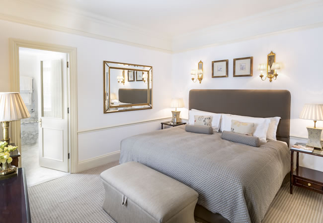 main suite at the stafford hotel in london