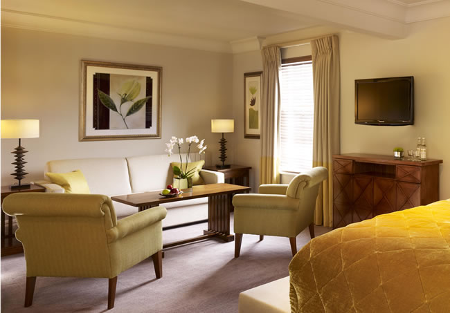 suite at the arden hotel