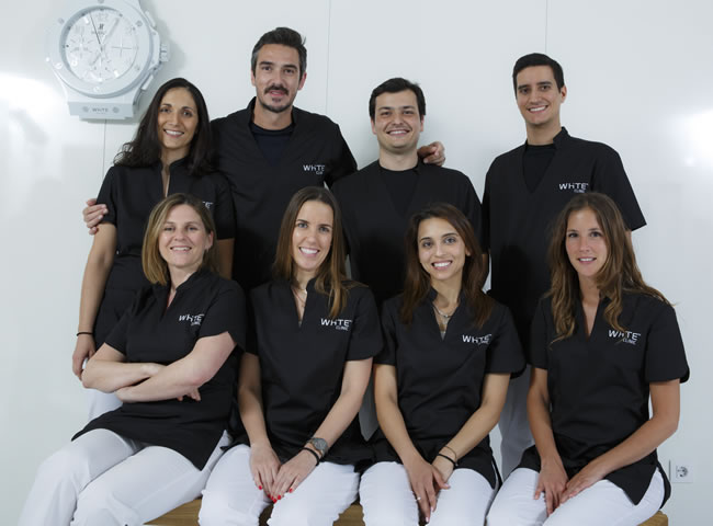 Miguel Stanley White Clinic Team