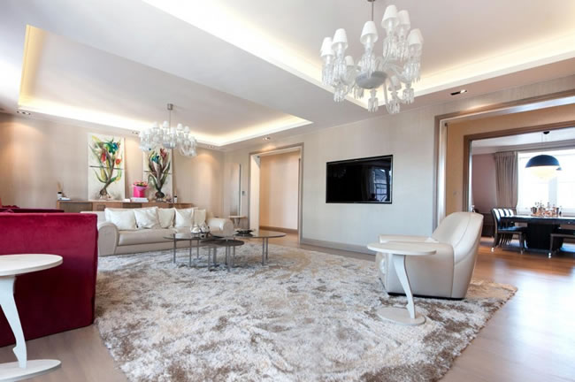 Palace Court is situated in London's buzzing Notting Hill