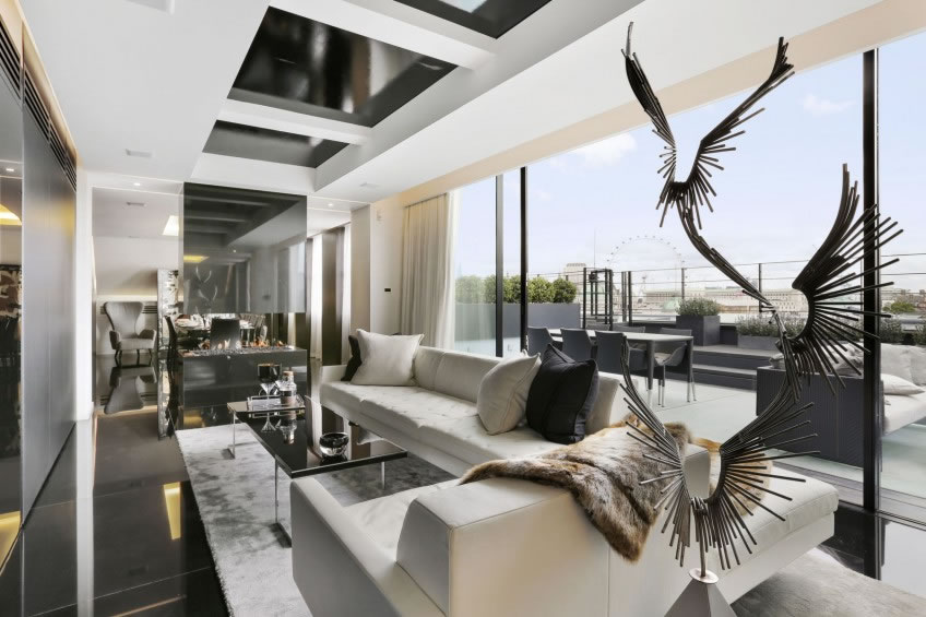Luxury homes in london we take a look at some of london 39 s for Luxury homes in london