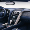 Stone veneer technology boosts Bentley's luxurious interior.