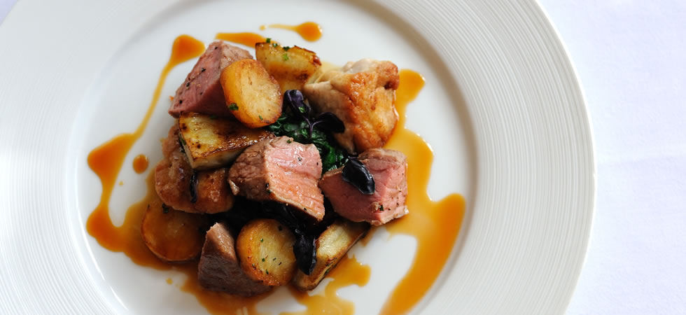 The Montagu Arms Hotel - Rose Veal