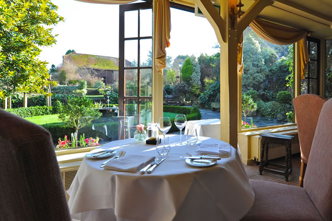 Restaurant review the terrace restaurant at the montagu for The terrace menu