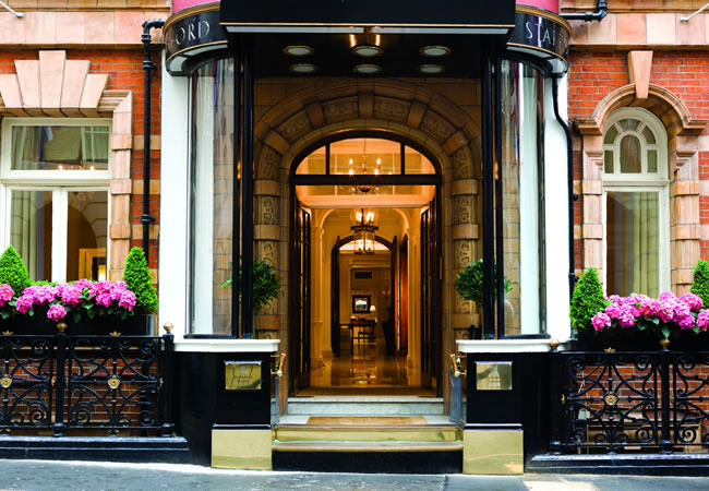 the stafford hotel in london