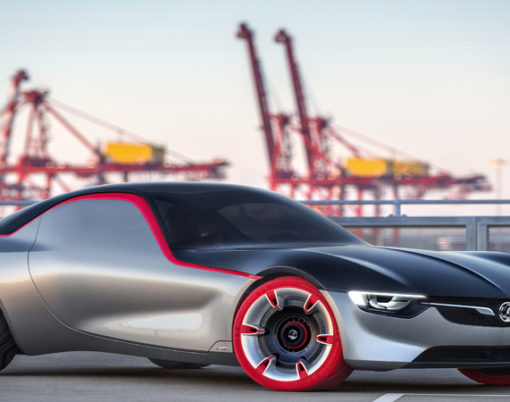 March 2016 will see the Concept GT unveiled by Vauxhall and Opel.