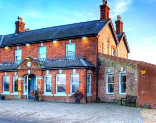 Titchwell Manor, Norfolk