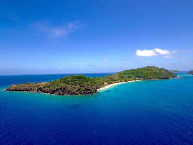 Kokomo Island Resort on Yaukuve Island, Fiji
