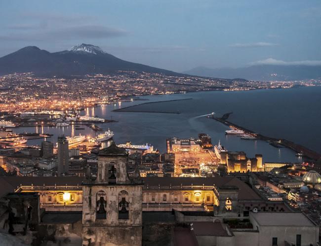 Pompeii & Naples, Italy