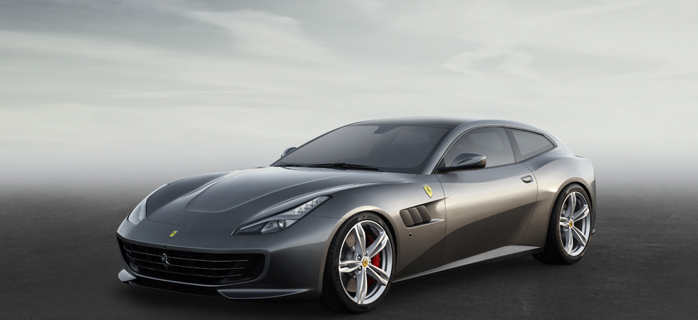 Set for it's first appearance at the Geneva Motor Show is the Ferrari GTC4Lusso.