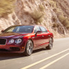Bentley set to unveil new Flying Spur V8 S at Geneva MotorShow.