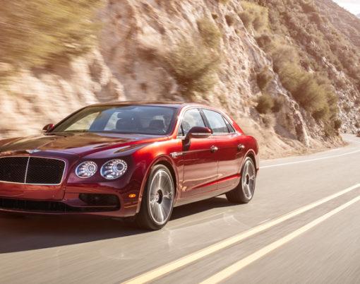 Bentley set to unveil new Flying Spur V8 S at Geneva MotorShow.