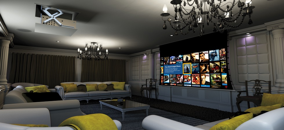 The Trend For Home Cinema Continues To Flourish Despite