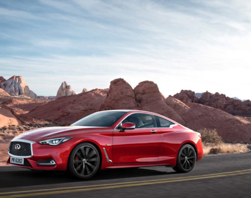 March 1st will see two new models unveiled by Infiniti.