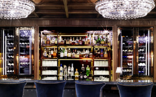 The K Bar at The Kensington Hotel, South Kensington in London