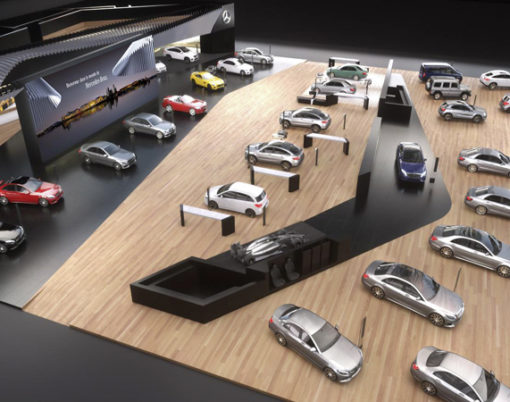 Mercedes-Benz to present the Dream Car Collection at the 2016 Geneva Motor Show.
