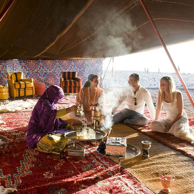 Morocco: Discover Recover