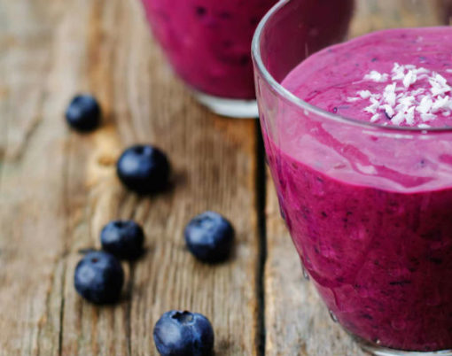 Purple-berry-smoothies