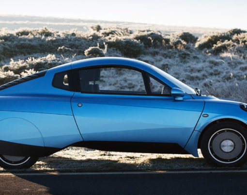 Goodbye petrol, hello hydrogen? The is the concept from Riversimple.