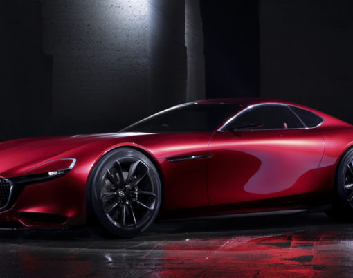 Mazda RX VISION is set to be one hot talking point of the Geneva Motor Show.