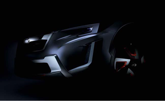 Geneva appearance set for new Subaru concept.