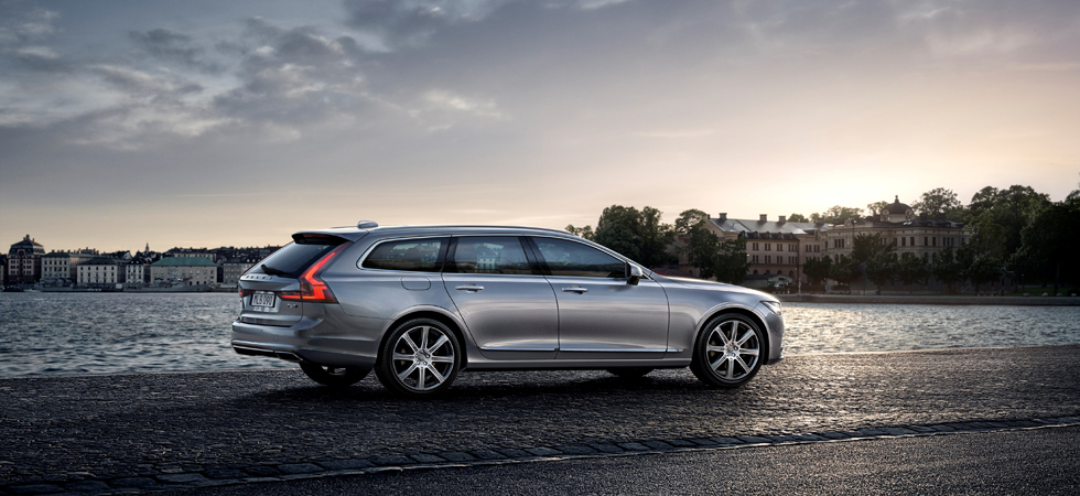 Following the success of the XC90 and S90, Volvo unveiled the highly anticipated V90.
