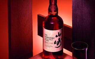 Suntory's Yamazaki Single Malt Sherry Cask 2016