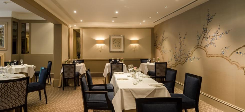 Royal Crescent Hotel Restaurant Review