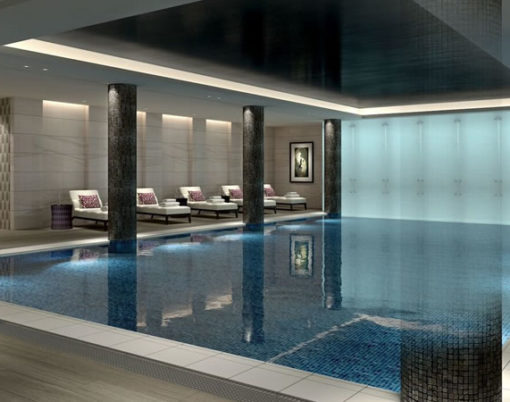 The Club at London Marriott Hotel Park Lane to undergo a complete rejuvenation