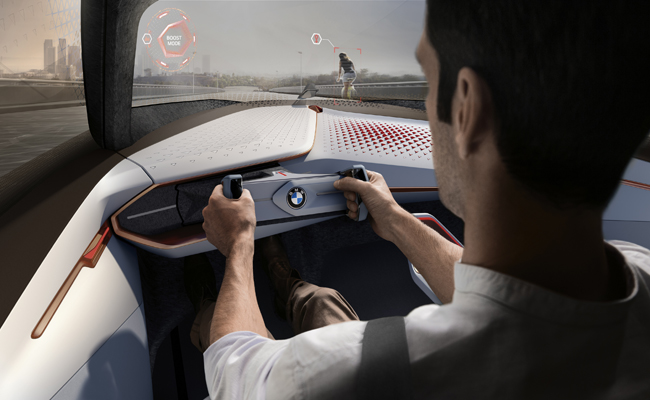A view into how driving will change in the next 100 years for BMW.