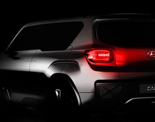 All-new terrain tyres set for Hyundai Carlino.