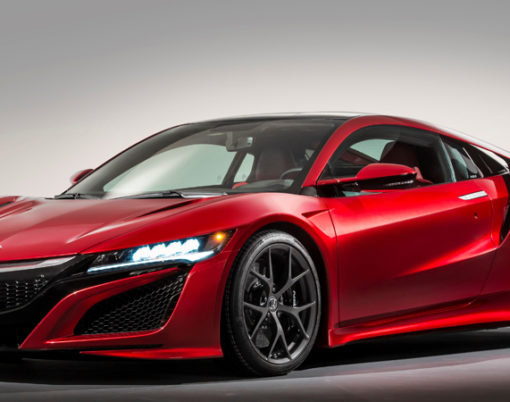 Honda to release the NSX to Europe across Autumn 2016.