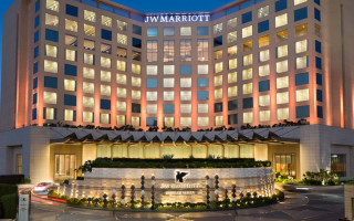 JW Marriott Mumbai Sahar, Mumbai in India