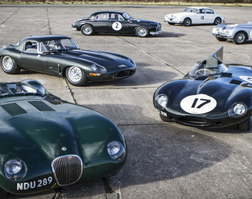 Rebranding of the heritage sector of Jaguar Land Rover marks a significant development in the classic car sector.