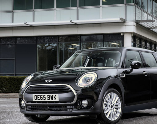 The MINI One Clubman D set to hit the market in 2016.