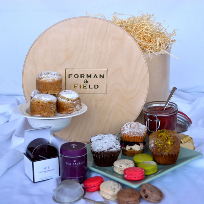 Afternoon Tea for Two Hamper
