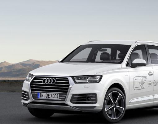 Audi Q7 set for May UK orders.