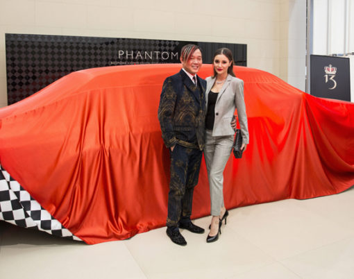 Macau hotel 'The 13' makes history with Rolls Royce.