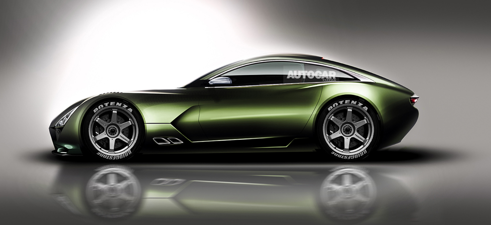 Boosting South Wales economy will be sports car Manufacturers TVR.