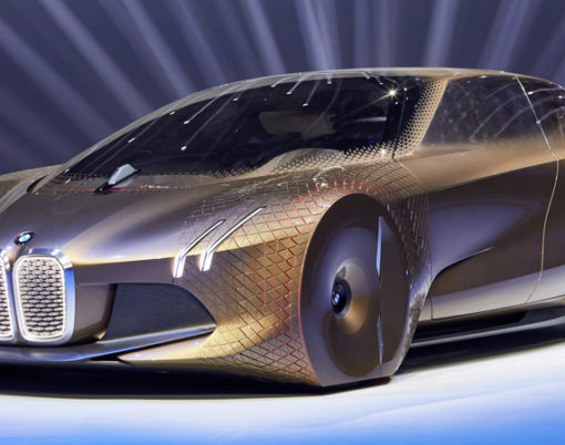 Geneva Motor Show hosts the incredible unveil of the BMW Vision Next 100.