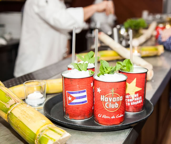 Bar Review: The launch of Asia de Cuba, St Martin's Lane Hotel in London