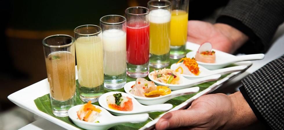 Bar Review: The launch of Asia de Cuba, St Martin's Lane Hotel in London
