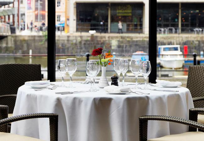 the bristol hotel restaurant